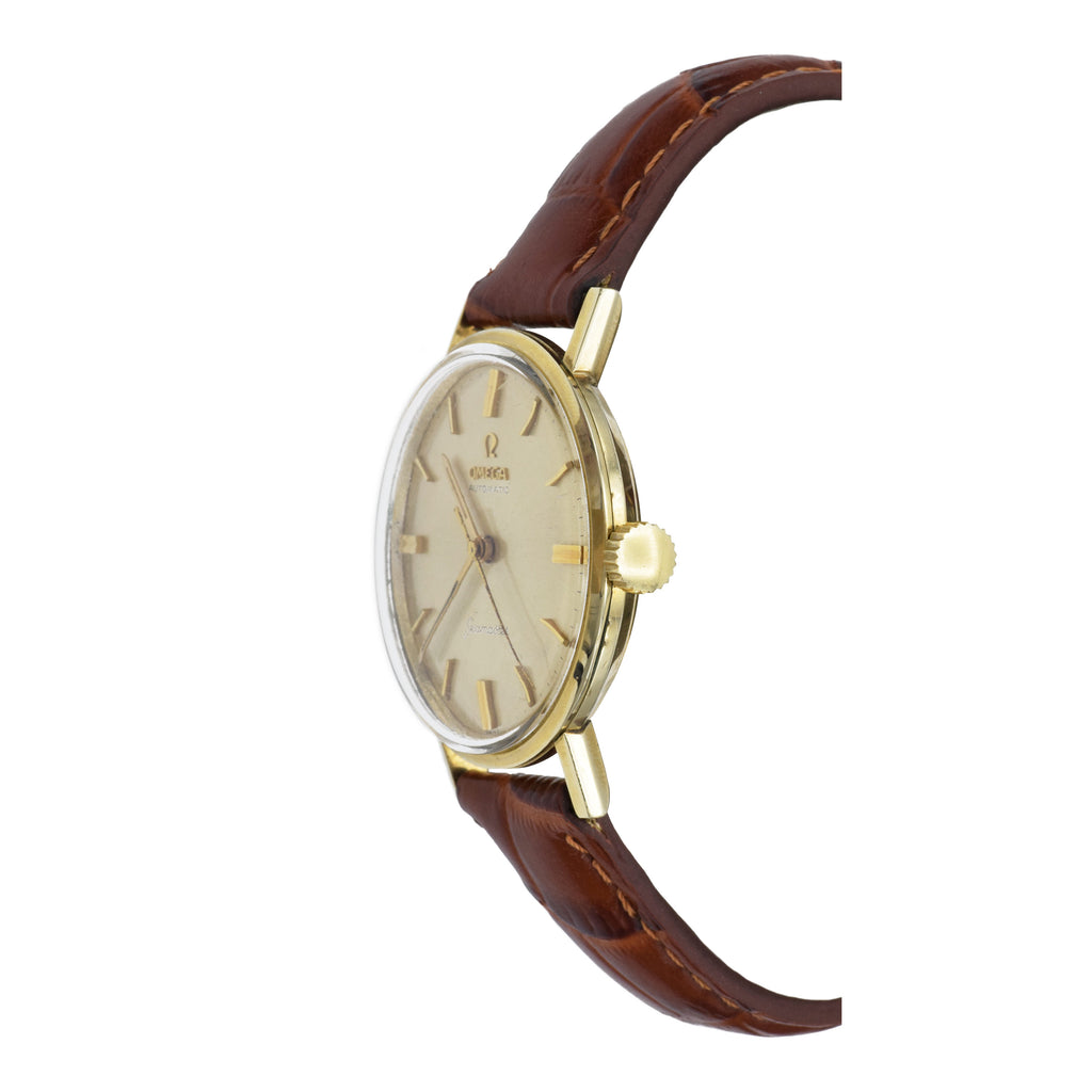 Vintage 1960s Omega Seamaster Watch