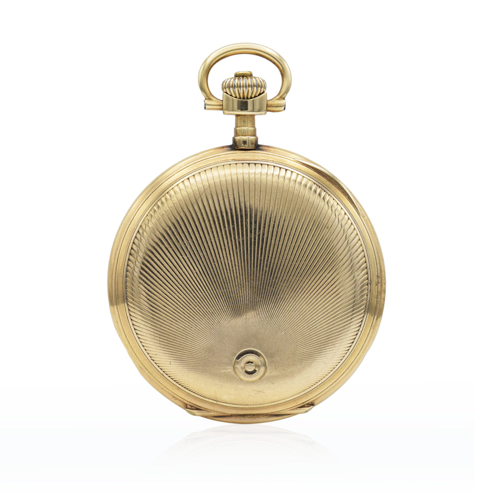 Vintage 1900s Omega Pocket Watch