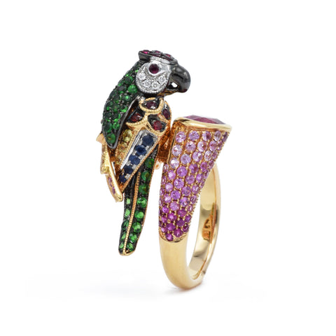Parrot Ring