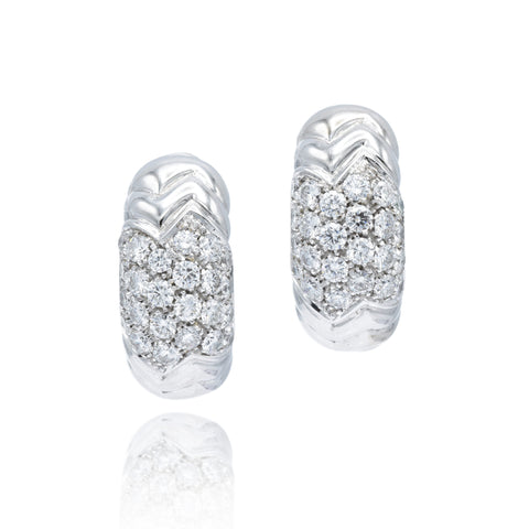 Estate Bulgari Earrings