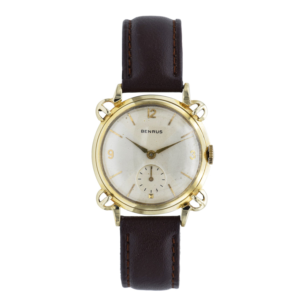 Vintage 1960s Benrus Watch