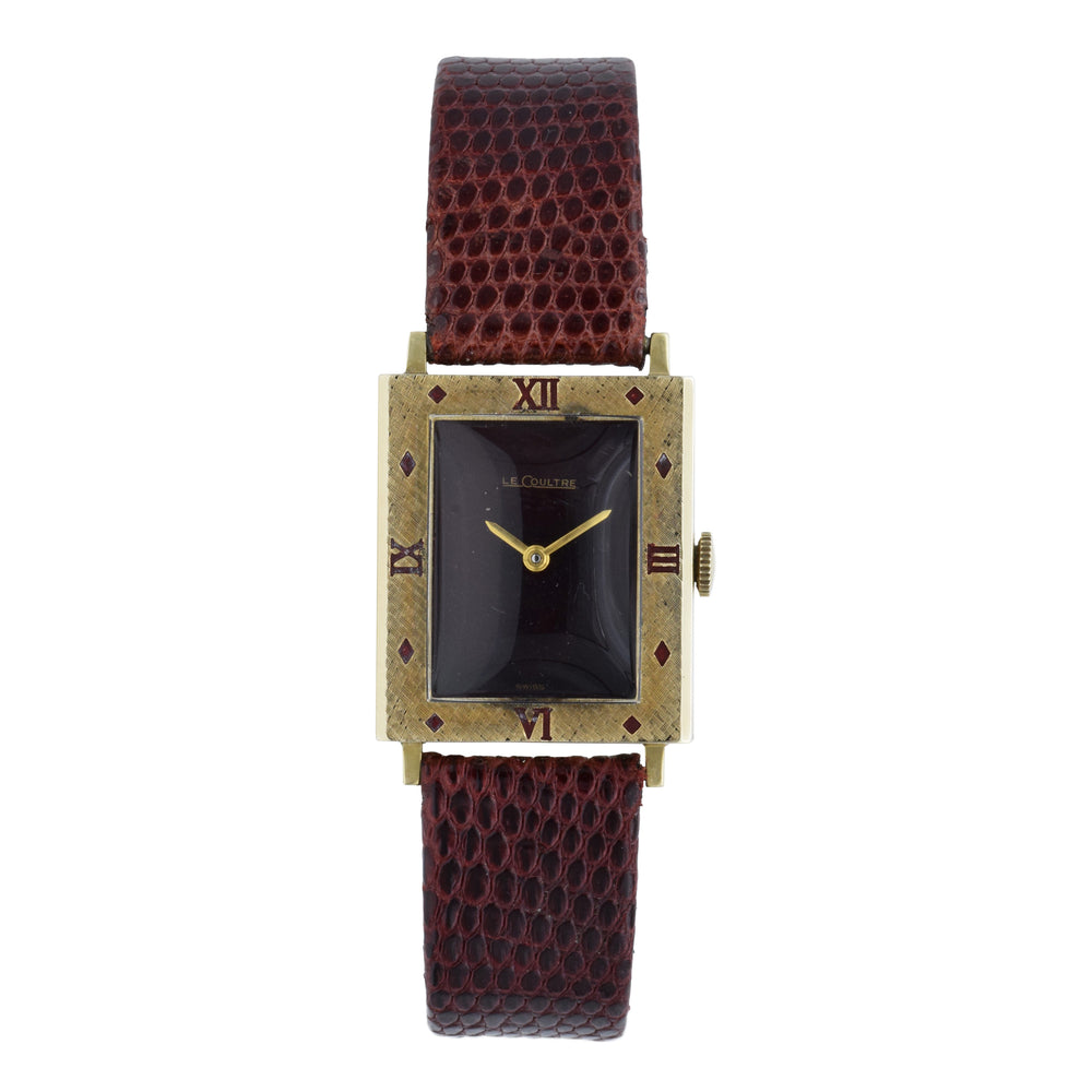 Vintage 1960s LeCoultre Watch