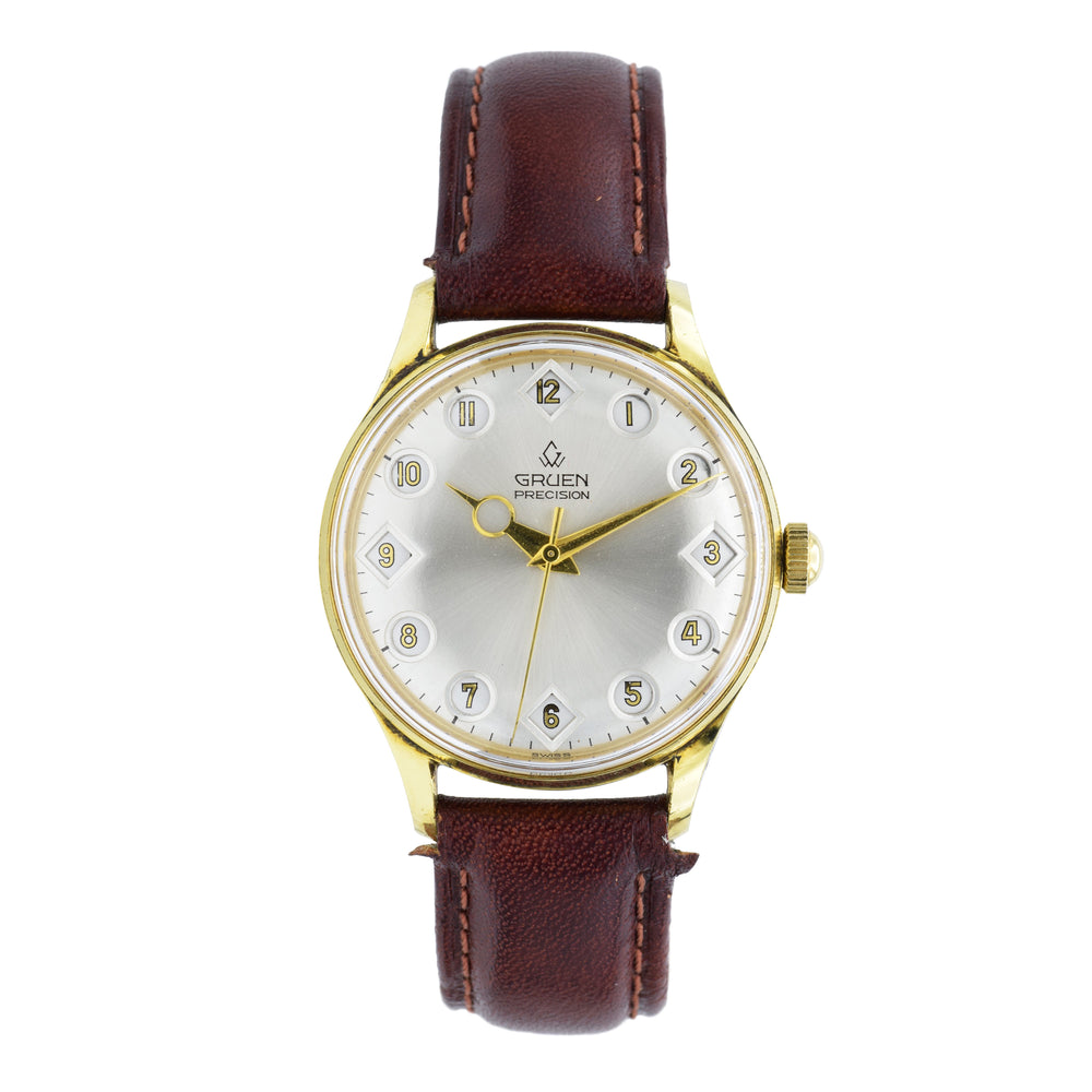 Vintage 1960s Gruen Flight Watch