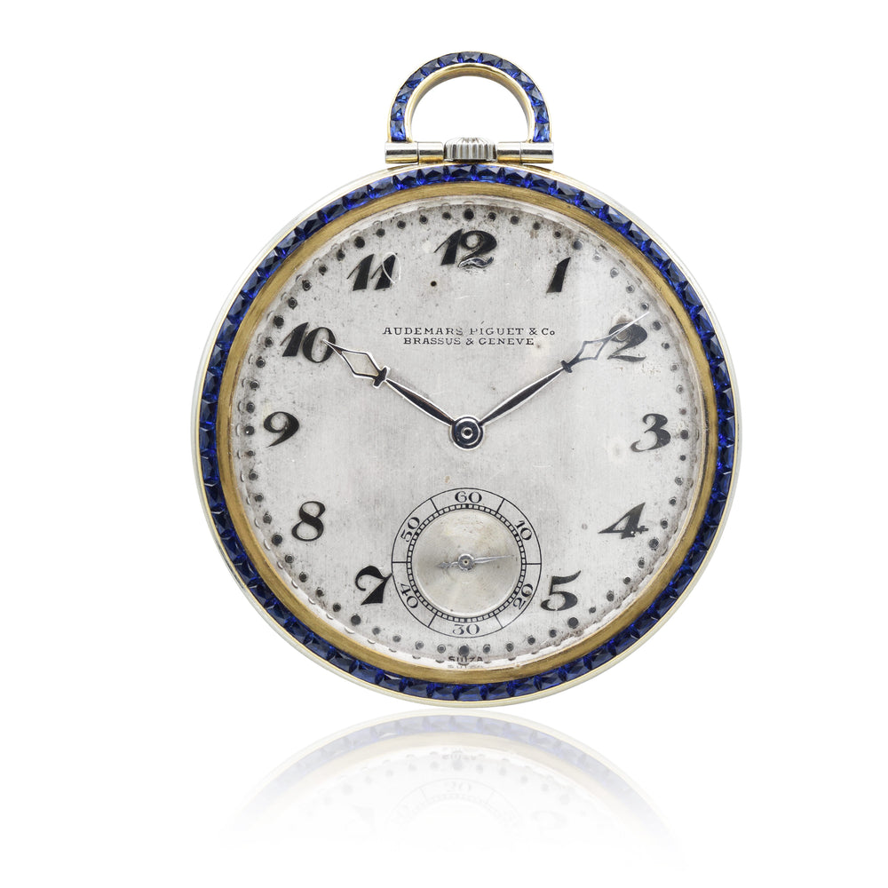 Rare, Vintage 1920s Audemars Piguet Pocket Watch