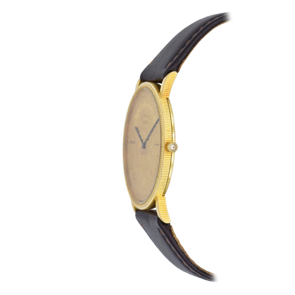 Pre-owned Corum Watch