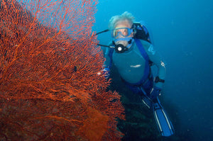Underwater with Jean-Michel Cousteau