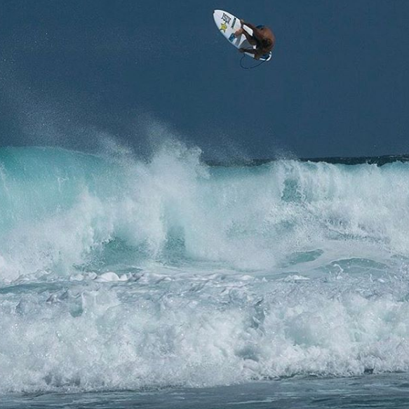 SUPERbrand Surfboards - Who is Clay Marzo?