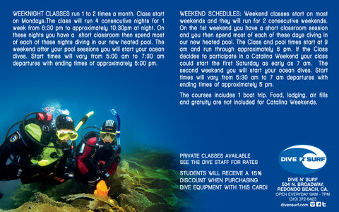 How to get SCUBA Certified | Dive N\' Surf