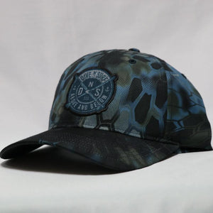 Dive N' Surf  Avove and Below Camo Hat