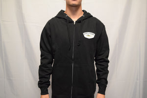 Zip-up Fleece with Dive N Surf Patch