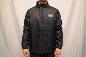 Puffer Jacket W/ Patch