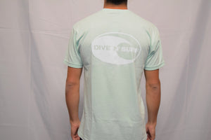 Dive N Surf Original Color Tee