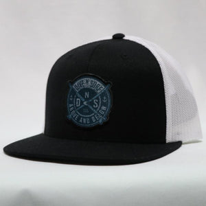 "Dive N"" Surf Above and Below Trucker Hat"