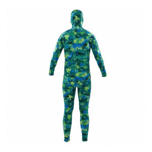 Free-Dive 2 Piece 5mm Dive Suit