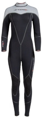 Womens Henderson Aqualock Quickdry 7mm Wetsuit