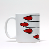 NAILgasm Boss Lady mug