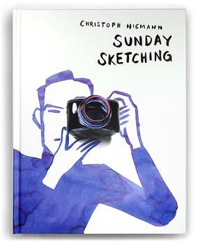 "4 Copies of ""Sunday Sketching"""