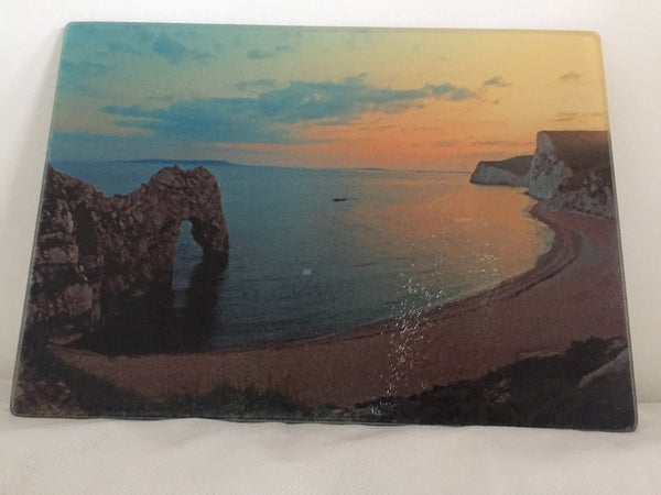 Glass Placemats,  Durdle Door, Wareham, Turtles & More