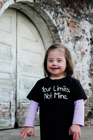 Your Limits, Not Mine. - Se7enTees