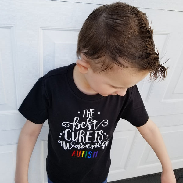 The Best Cure is AWARENESS Collection - Se7enTees
