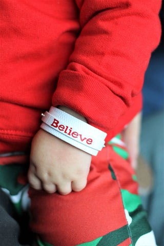 Believe Leather Bracelet Special Limited Edition - Se7enTees