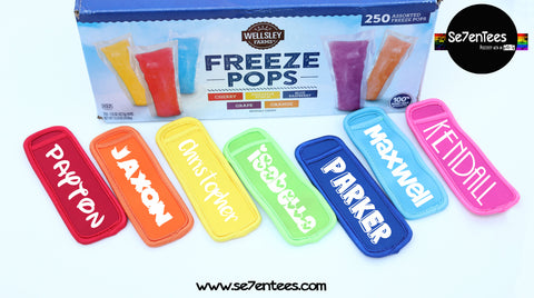 Freezer Pop Holders - Se7enTees