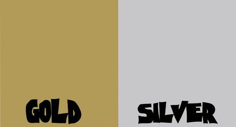 Gold/Silver Add On - Se7enTees