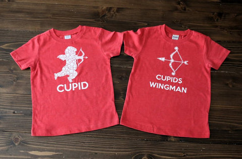 Cupid or Cupids Wingman - Se7enTees