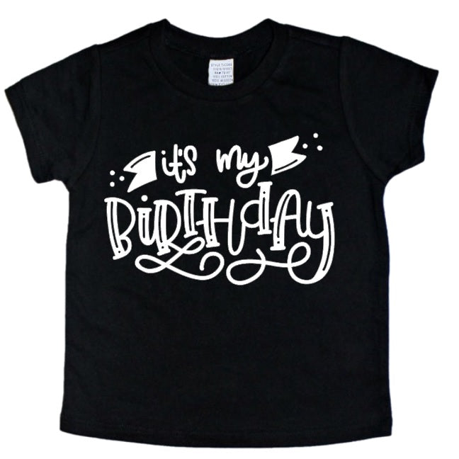 It's My Birthday - Se7enTees