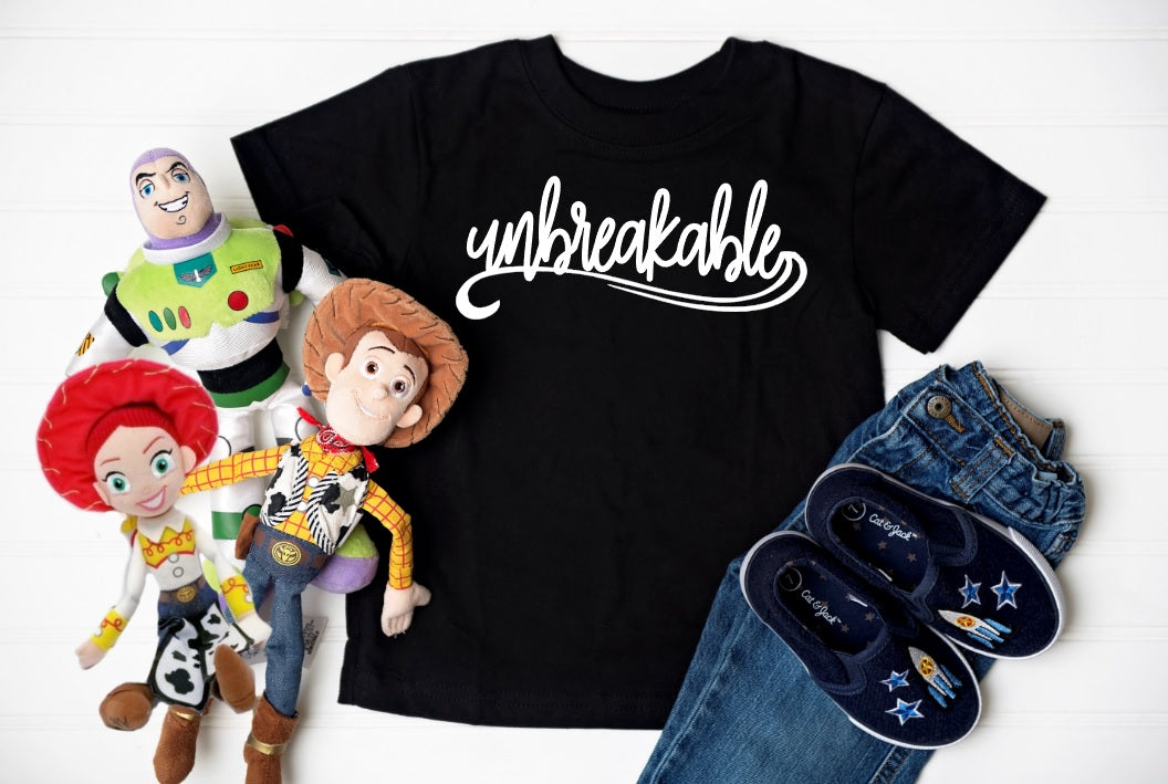 Unbreakable- child - Se7enTees