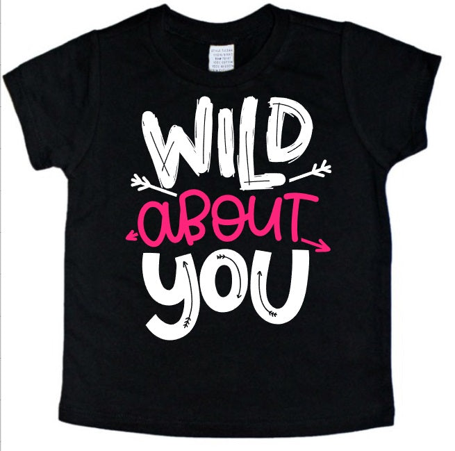 Wild About You - Se7enTees