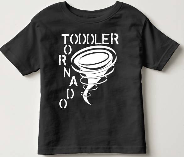 Toddler Tornado - Se7enTees
