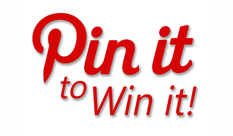 Enter Our Pin It To Win It Contest