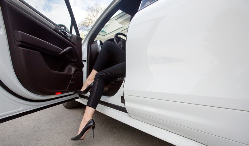 High-Heeled Road To Success?