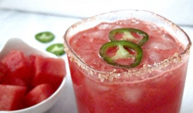 Summer's hottest skinny Watermelon Cocktail recipe