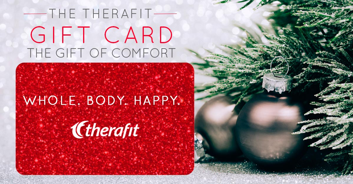 2017 Theraft Holiday Guide Gift Card