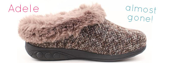 2020 Theraft Holiday Slippers Adele
