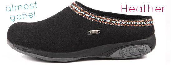 Therafit Heather Slippers