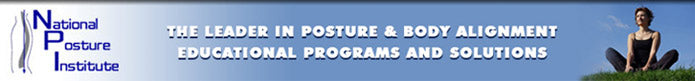NATIONAL POSTURE INSTITUTE