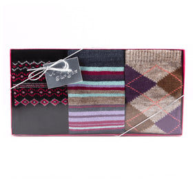 Accessories - 3 Pair Socks Gift Box Set