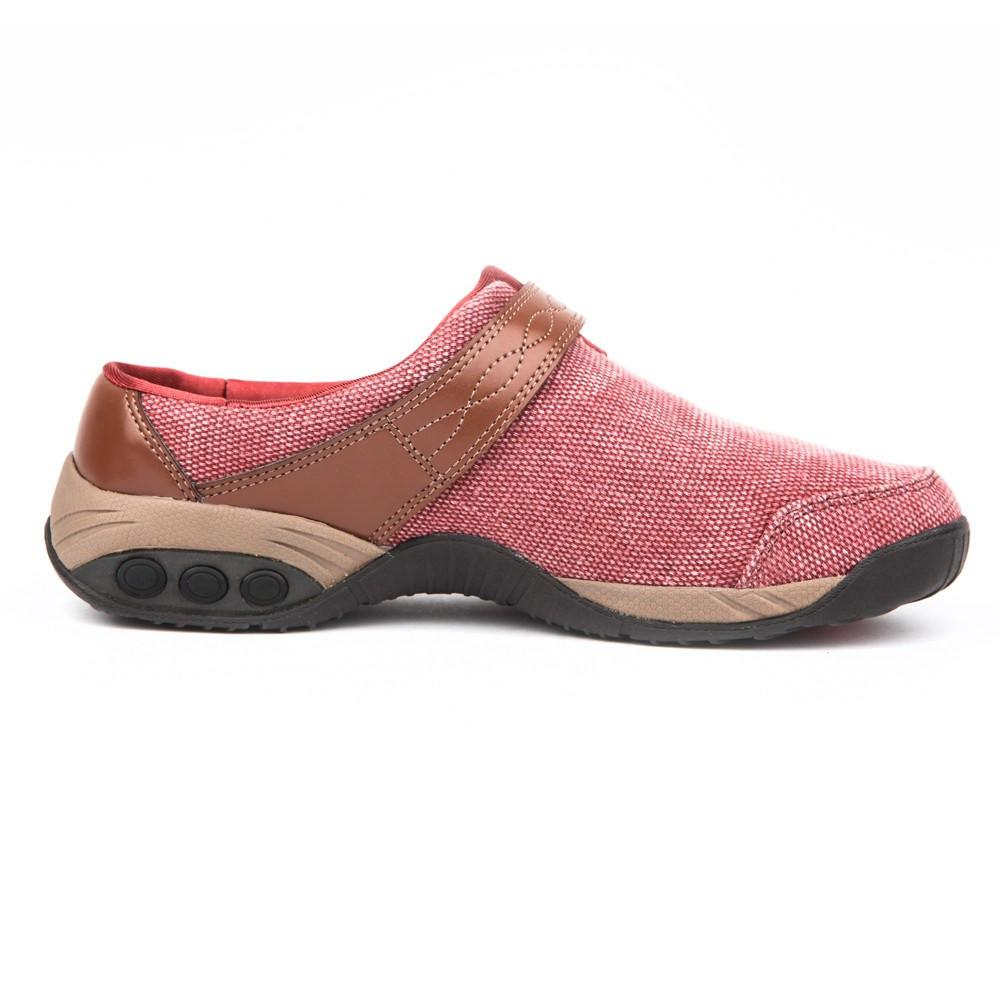 Women S Denim Arch Support Clog Slip On Austin Therafit Shoe