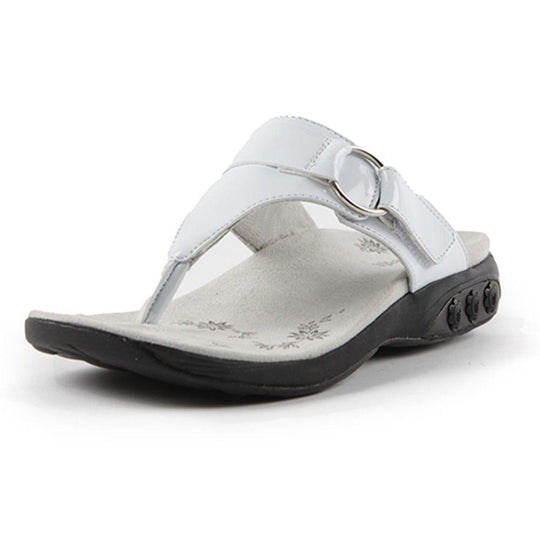 Suzie Women S Arch Support Patent Leather Adjustable