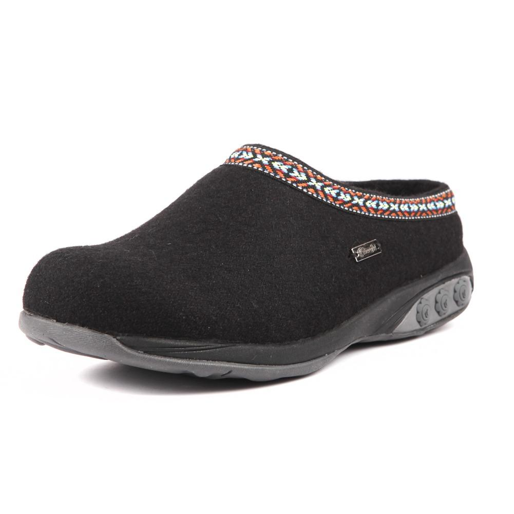722b69d3c6e Heather Women's Indoor/Outdoor Wool Clog Slipper - Great for Plantar ...