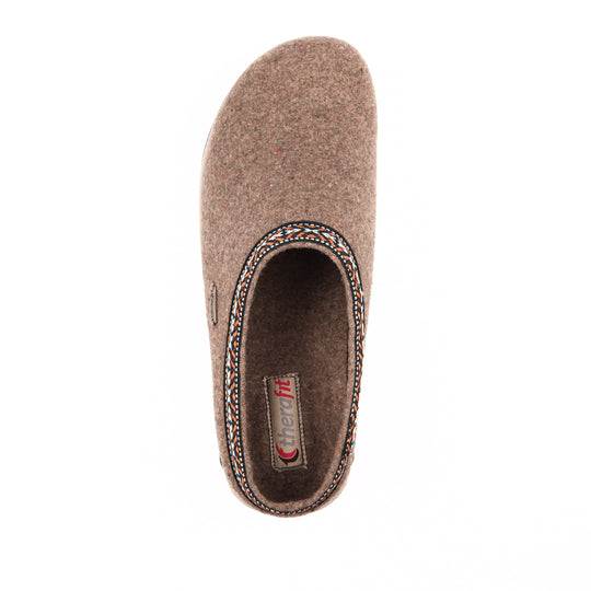 Slippers - Heather Women's Indoor/Outdoor Wool Clog Slipper