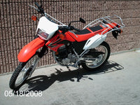 CRF230L Rear Rack