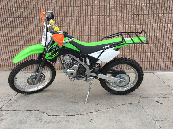 Kawasaki KLX 140 Rear Rack