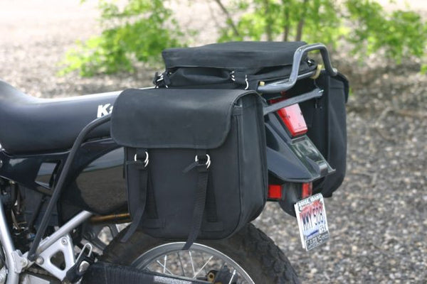 Motorcycle Panniers, Supports and Bags