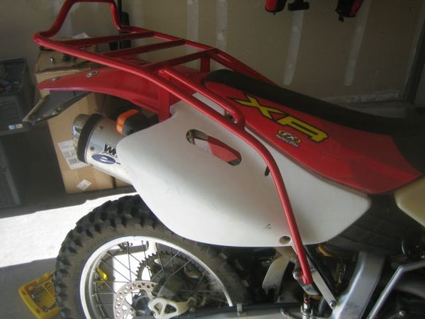 XR650R Rear Rack