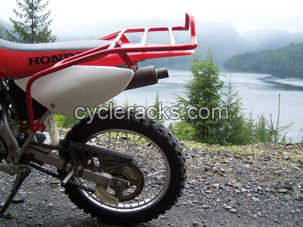 XR100 / CRF 100 Rear Rack