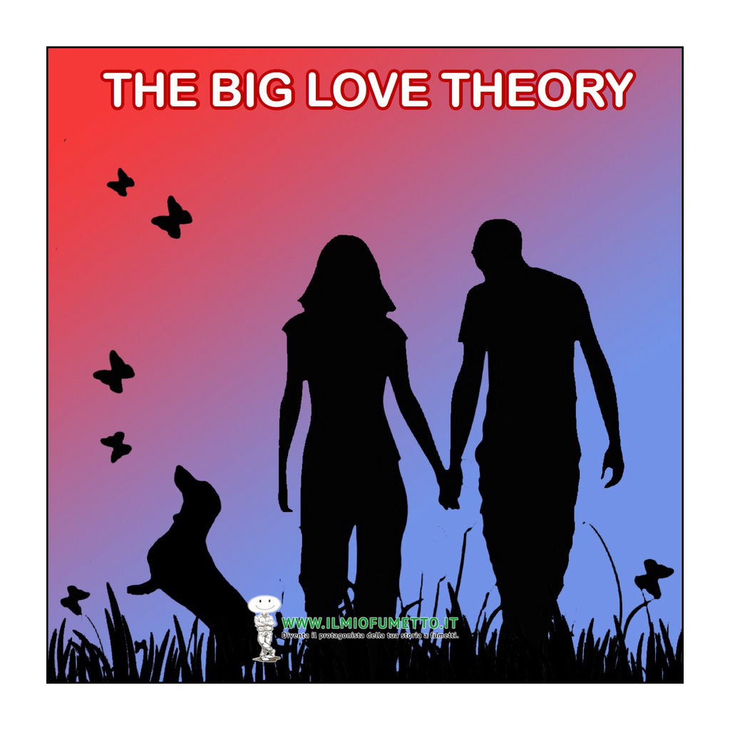GIUSI, GIANNI : THE BIG LOVE THEORY